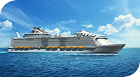 Royal Caribbean Harmony of the Seas - Start in April 2016